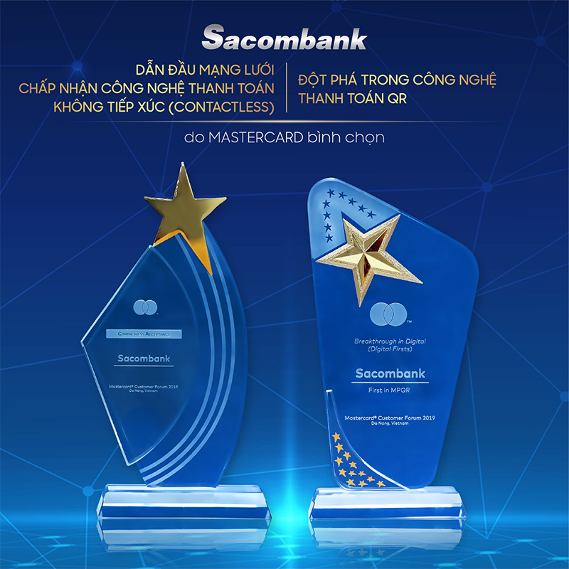 Sacombank leads the contactless payment acceptance network